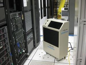 Spot Cooling Server